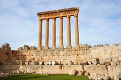 Jupiter Temple Stock Image