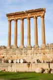 Jupiter Temple Royalty Free Stock Image