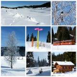 jura bergswitzerland vinter Fotografering för Bildbyråer