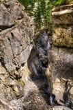 Jura Canyon Stock Image