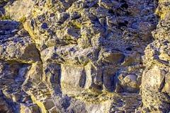 Jura limestone shifts of the Swabian Alb Royalty Free Stock Photo
