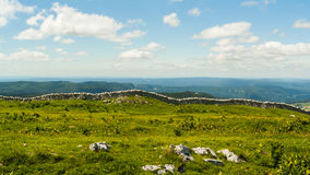 Jura mountains Stock Photography