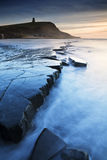 Jurajski wybrzeże zdjęcie royalty free