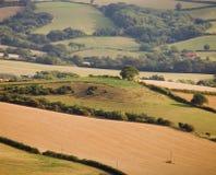 Jurass del bridport de Inglaterra Dorset foto de archivo