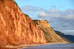 Jurassic Coast Royalty Free Stock Image