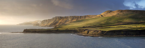 Jurassic Coast royalty free stock images
