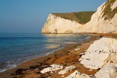 Jurassic coast in Dorset, UK. Royalty Free Stock Photos