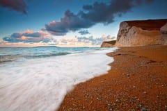 Jurassic coast in Dorset, UK. Royalty Free Stock Photography
