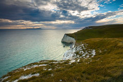 Jurassic coast in Dorset, UK. Royalty Free Stock Photo