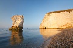 Jurassic coast in Dorset, UK. Stock Photos