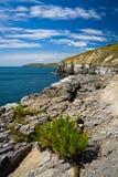 Jurassic coast, Dorset, UK. Royalty Free Stock Image