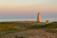 Jurassic Coast near Portland Bill Lighthouse, Dorset, UK stock images