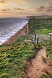 Jurassic Coast Stock Photo