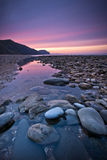 The Jurassic Coastline Stock Image