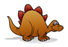 Jurassic dinosaur Royalty Free Stock Image