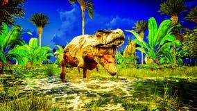 Jurassic Park Photo libre de droits