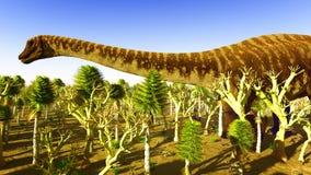 Jurassic park Royalty Free Stock Photos