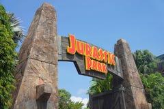 Jurassic park Stock Photo