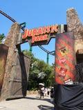 Jurassic Park fotos de archivo libres de regalías