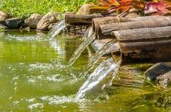 Jurere国际性组织的湖 免版税库存图片