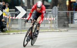 Jurgen Roelandts Team Lotto - Soudal Στοκ φωτογραφία με δικαίωμα ελεύθερης χρήσης