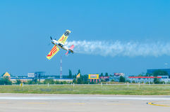 Jurgis Kairys Acrobatics Stock Images