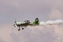 Jurgis Kairys Aerobatic przedstawienie Fotografia Stock
