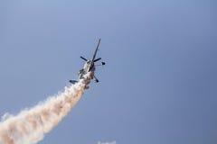 Jurgis Kairys Aerobatic przedstawienie Zdjęcie Stock