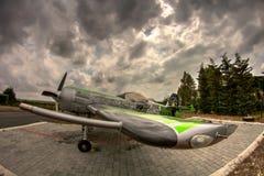 Jurgis Kairys Aerobatic samolot Obraz Stock
