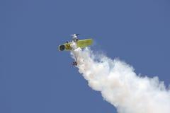 Jurgis Kairys at BIAS 2014. Jurgis Kairys at Bucharest International Airshow  (BIAS) 2014 Royalty Free Stock Photo