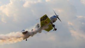 Jurgis Kairys - Sukhoi Su-3 Stockfotos