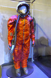 Juri Gagarin Space Suit. Astronaut`s Yuri Gagarin Space Suit  space suit  April 12, 1961 Royalty Free Stock Photos