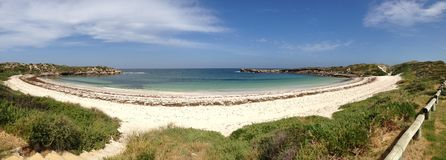 Jurien Bay Beach Panorama