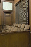 Juries Seating In Court Stock Photos
