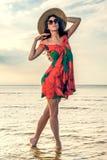jurmala девушки Стоковая Фотография
