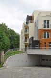 jurmala коттеджа Стоковая Фотография RF