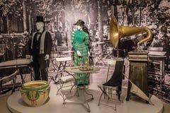 Jurmala miasta muzeum, Latvia zdjęcia royalty free