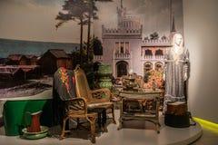 Jurmala miasta muzeum, Latvia obraz royalty free