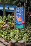 Jurong Bird Park, Singapore Royalty Free Stock Photo