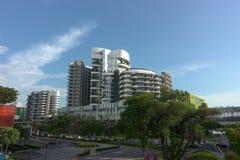 Jurong gemenskapsjukhus, Singapore Arkivfoton