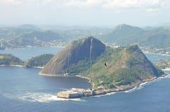 Jurujuba - Ρίο ντε Τζανέιρο - Βραζιλία στοκ φωτογραφίες