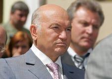 Jury Luzhkov Stock Images