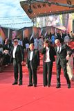 Jury members of Moscow Film Festival Royalty Free Stock Images