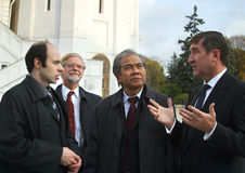 Jury Shafranik stock image