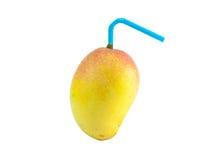 Jus d'or de mangue Photo stock