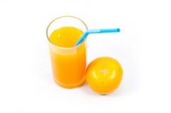 Jus d'orange. Stock Foto's