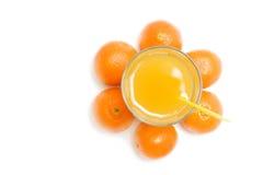 Jus d'orange. Image libre de droits