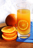 Jus d'orange Images libres de droits