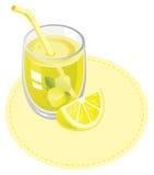 Jus de citron Images stock
