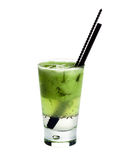 Jus de Citronada.Kiwi Images stock
